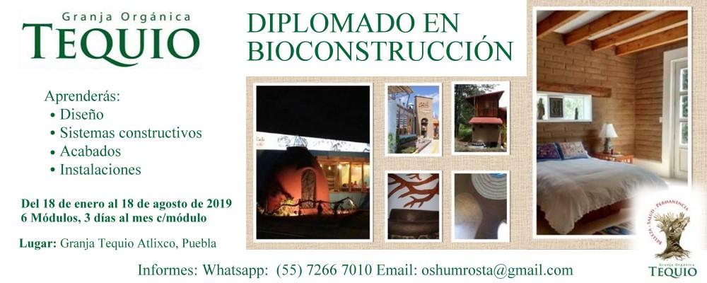 Diplomado en bioconstrucción